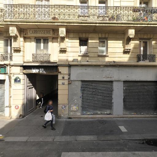 Appartement d'Hôtes Folie Méricourt - Location d'appartements - Paris