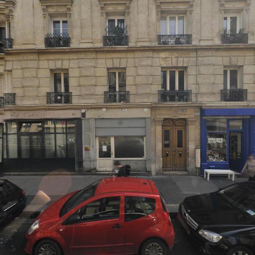 Station Vélib' Etienne Dolet - Place Maurice Chevalier - Vélos en libre-service - Paris