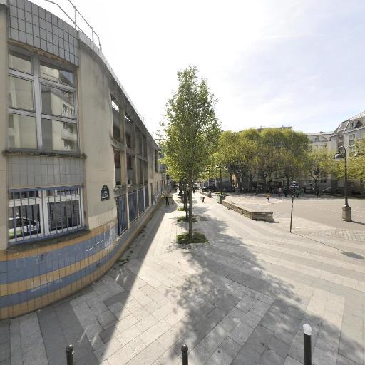 E.M.PU PALI KAO 32 rue Pali Kao - Parc, jardin à visiter - Paris