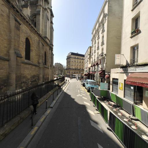 Station Vélib' Lassus - Delouvain - Vélos en libre-service - Paris