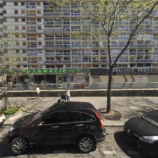 Sebag 26 - Pharmacie - Paris