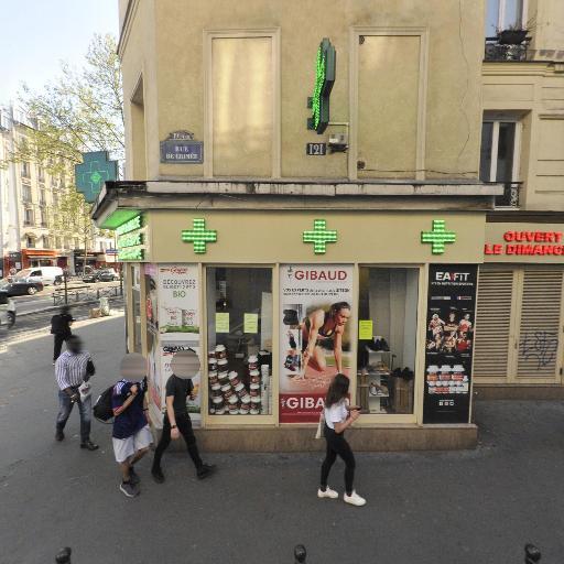 Pharmacie Sitbon - Pharmacie - Paris