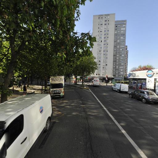 Place des Fêtes - Parking public - Paris