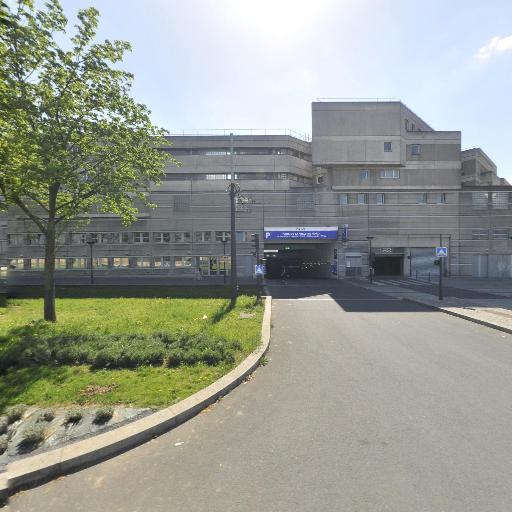 Cité des sciences et de l'industrie - Parking - Paris