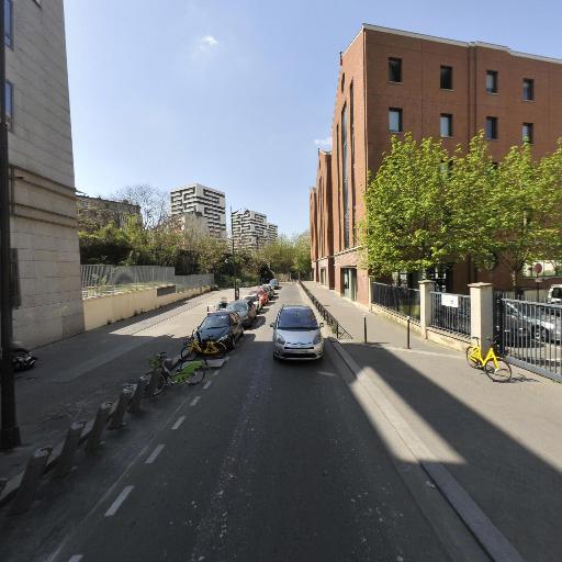 Station Vélib' Cambrai - Benjamin Constant - Vélos en libre-service - Paris