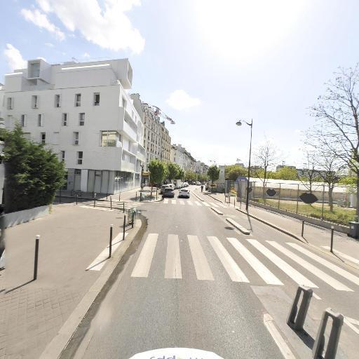 Station Vélib' Jardins d'Eole - Vélos en libre-service - Paris