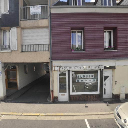Soupes et tartines - Restaurant - Évreux
