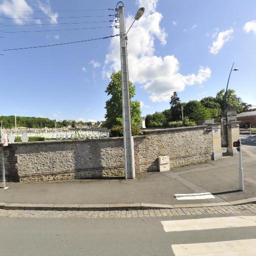 Cimetière Saint-Louis - Cimetière - Évreux