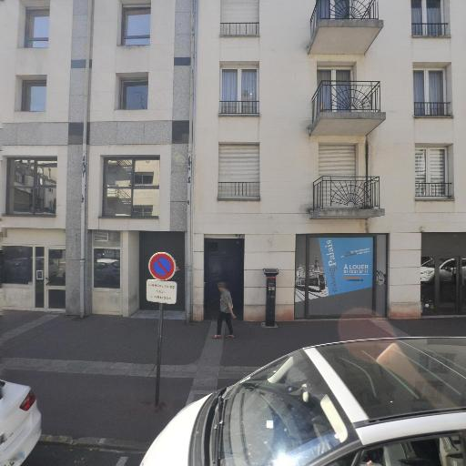 Interparking France SA - Parking public - Tours