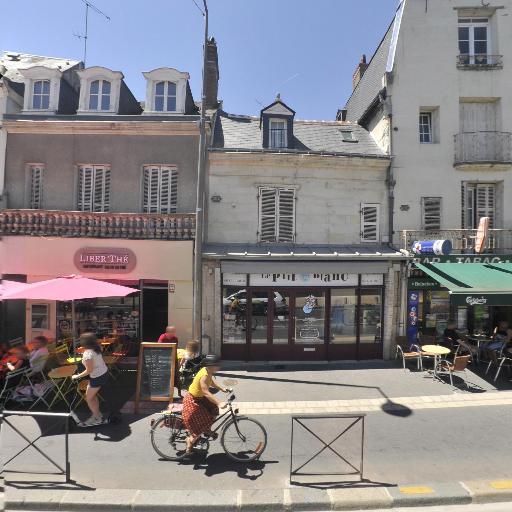 Le Petit Blanc - Caviste - Tours