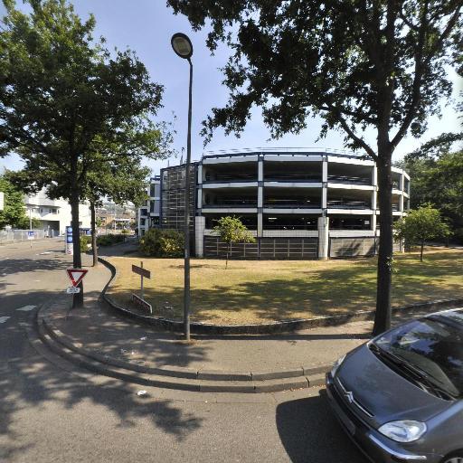 Groupement Parkings Et Aménagement Rouennais - Parking public - Rouen