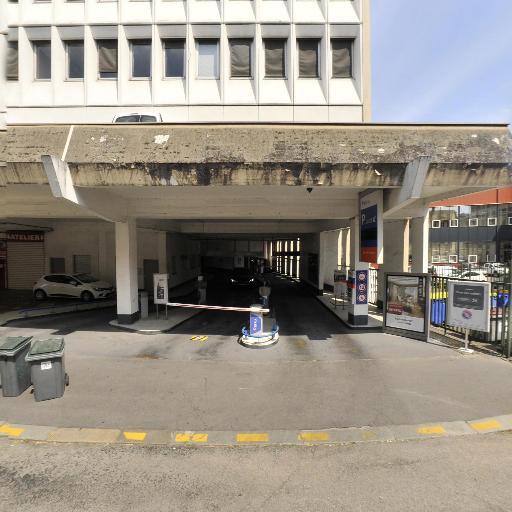 Parking Gare de Rouen - P2 - Parking - Rouen