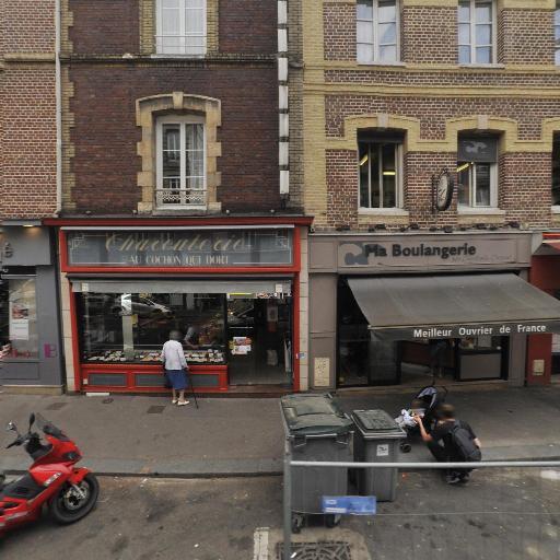 Au Cochon qui Dort - Charcuterie - Rouen