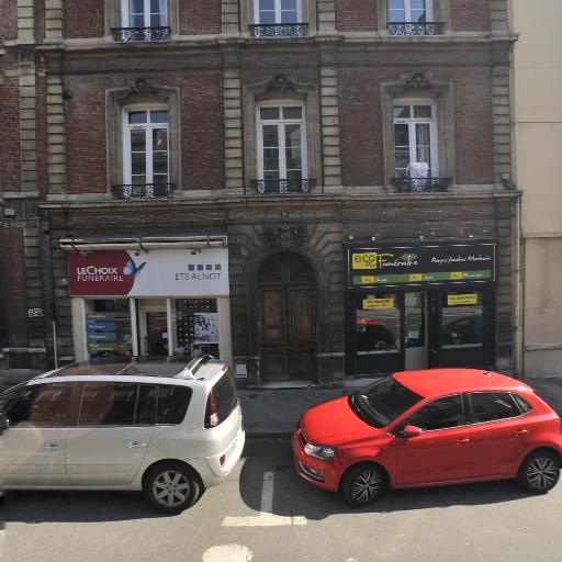 Le Choix Funéraire Ets Alnot - Marbrier funéraire - Rouen