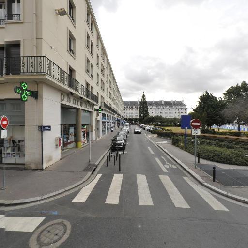 Indigo - Parking public - Caen