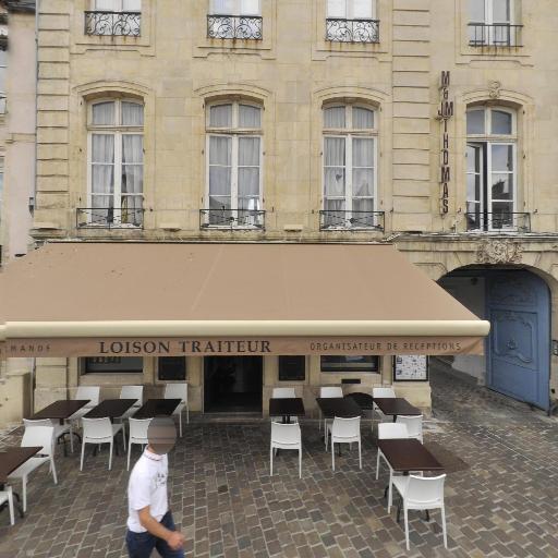 Thomas M et J-M - Agence immobilière - Caen
