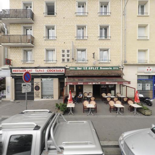 Hôtel Restaurant le Split - Hôtel - Caen