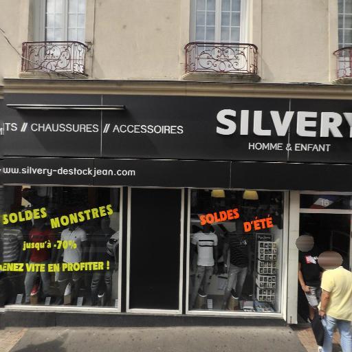 Silvery - Vêtements homme - Le Mans