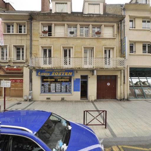 Agence Immobilière Sosten - Agence immobilière - Beauvais