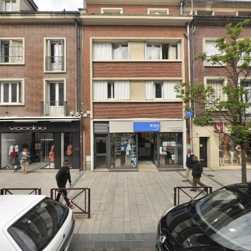 Credit Agricole Group Infrastructure - Banque - Beauvais