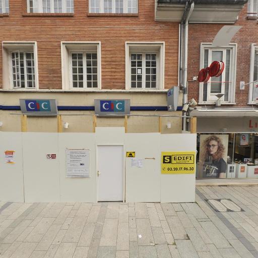 Cic - Banque - Beauvais