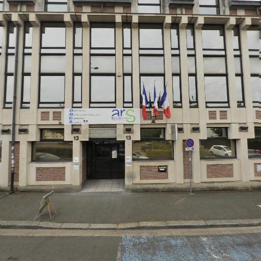 Ddcs Direction Départementale Cohésion Sociale - Affaires sanitaires et sociales - services publics - Beauvais