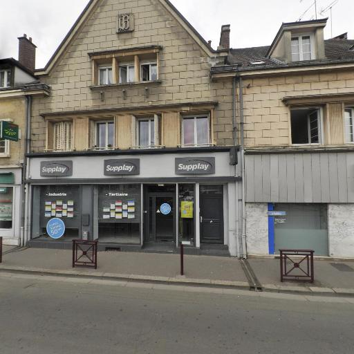 Supplay Industrie - Agence d'intérim - Beauvais