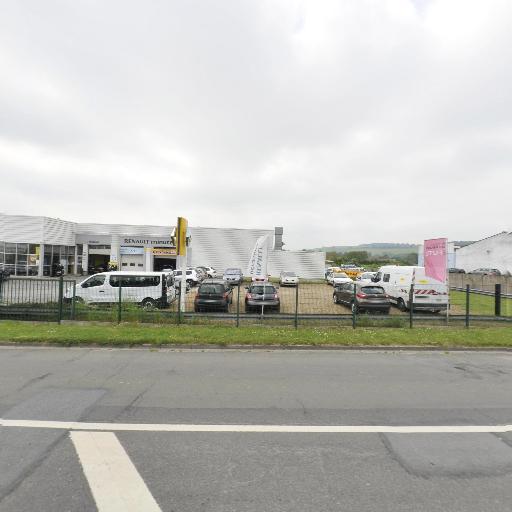 Precisium - Garage automobile - Beauvais