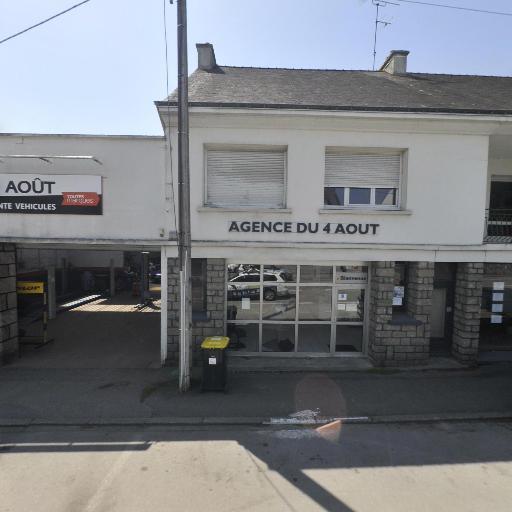 Garage Du 4 Août SARL - Garage automobile - Vannes