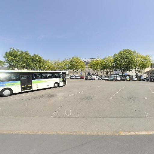 Parking Place de la Liberation - Parking - Vannes
