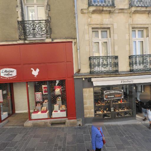 L'Atelier Vannes - Biscuiteries et biscotteries - Vannes