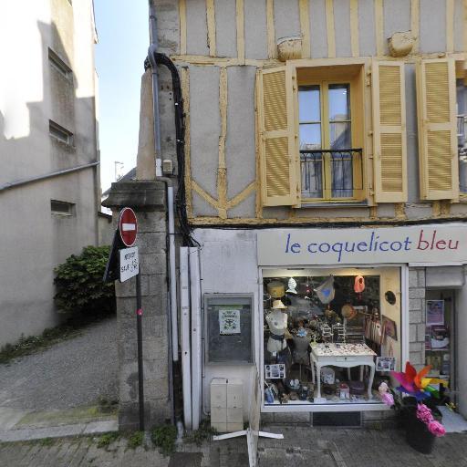 Le Coquelicot Bleu - Artisanat d'art - Vannes