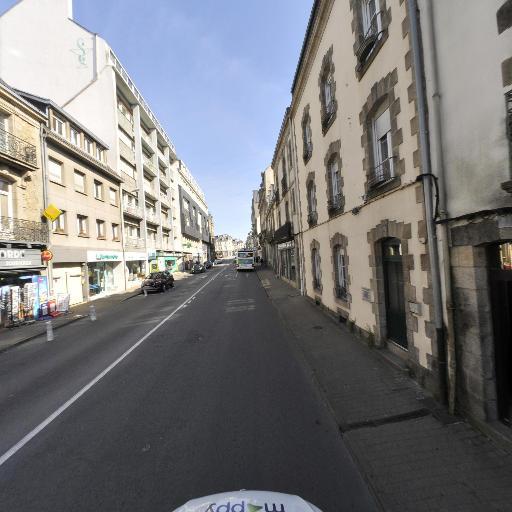 Projet Espace Openstreetmap Francophone - Auto-école - Vannes