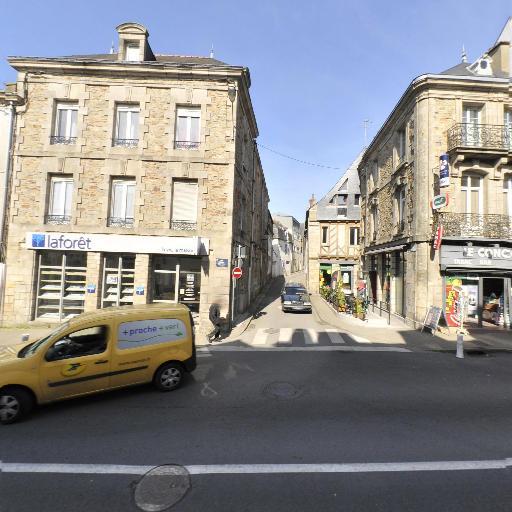 Cantine Scolaire Armorique - École maternelle publique - Vannes
