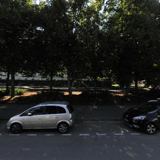 Square Faustin Hélie - Parc et zone de jeu - Nantes
