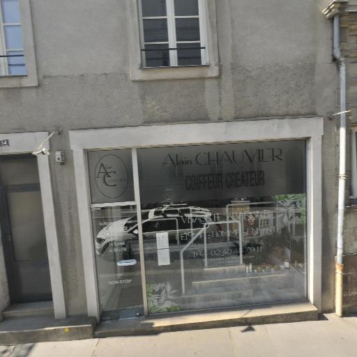 Alain Chauvier Coiffeur Créateur - Institut de beauté - Nantes