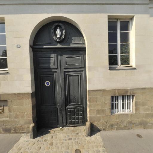 Hôtel Cottin de Melleville - Attraction touristique - Nantes