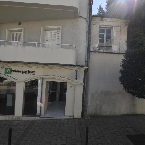 Enterprise Rent A Car - Location d'automobiles de tourisme et d'utilitaires - Angoulême