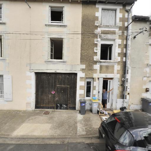 Latterrade Benoît - Création de sites internet et hébergement - Poitiers