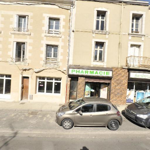 Pharmacie Oliveau - Pharmacie - Poitiers