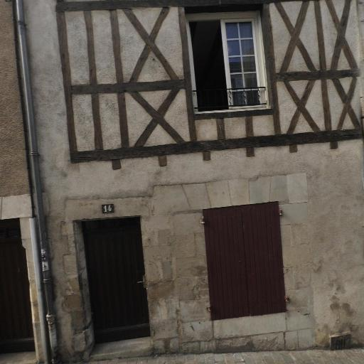 Bernardeau Loïc - Artiste peintre - Poitiers