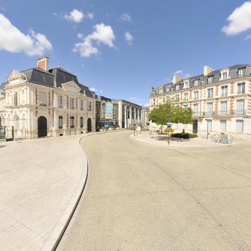 Conseil Départemental de la Vienne - Conseil départemental, conseil régional - Poitiers