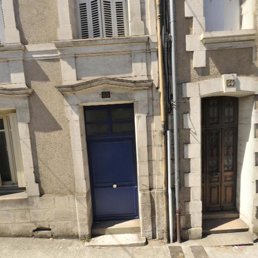 La Touche d'Agathe - Agencement de cafés hôtels et restaurants - Poitiers