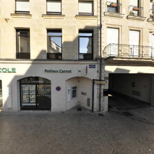 Grand-Poitiers Communauté - Infrastructure sports et loisirs - Poitiers