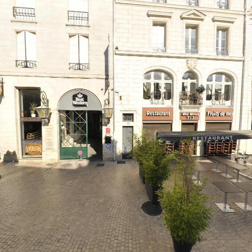Best Western Poitiers Centre Le Grand Hôtel - Restaurant - Poitiers