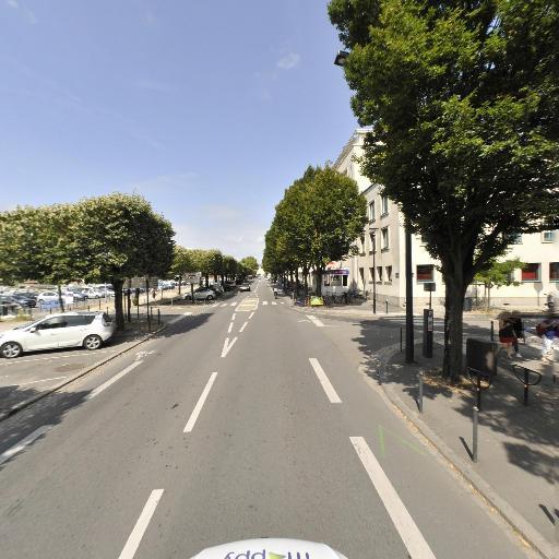 Parking gare de Nantes Sud Canal - EFFIA - Parking public - Nantes
