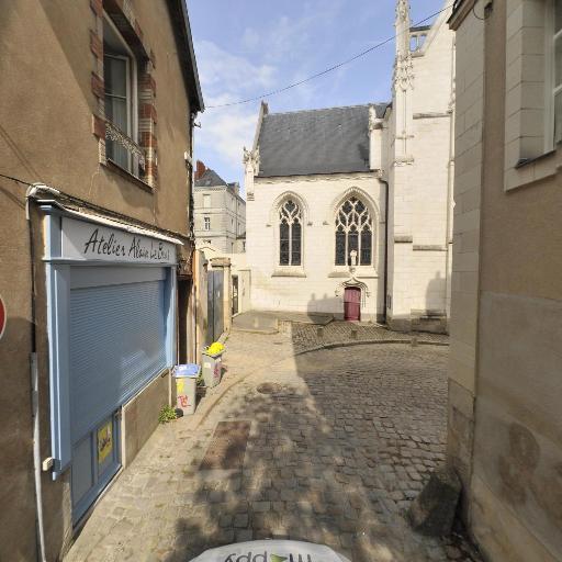 Hôtel Saint-Pern - Attraction touristique - Nantes