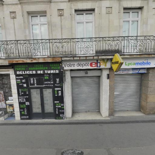 Haddar Nadine - Bureau de tabac - Nantes