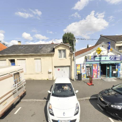 Adrien - Bureau de tabac - Nantes