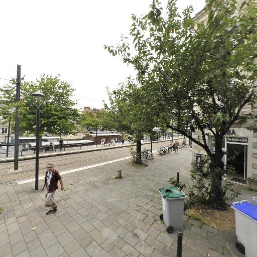 Bords De l'Erdre - Parc et zone de jeu - Nantes